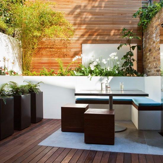 Modern urban garden escape   Contemporary gardens   Garden designs   PHOTO GALLERY   Housetohome