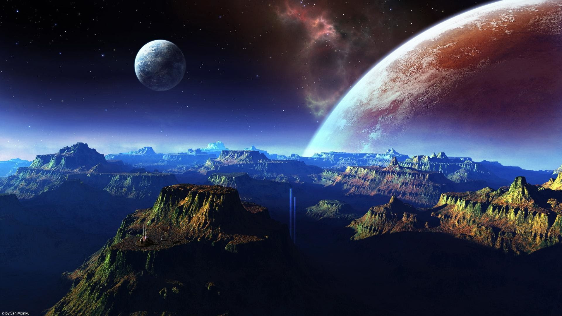Ideas For Space Universe Wallpaper Hd 1920x1080 Pictures