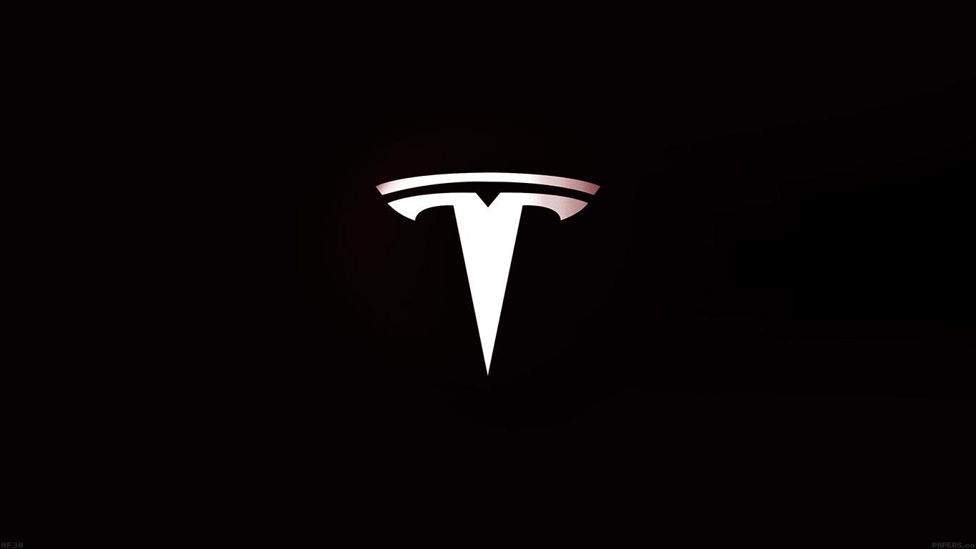 Tesla Motors Logo Wallpaper One Wallpapers