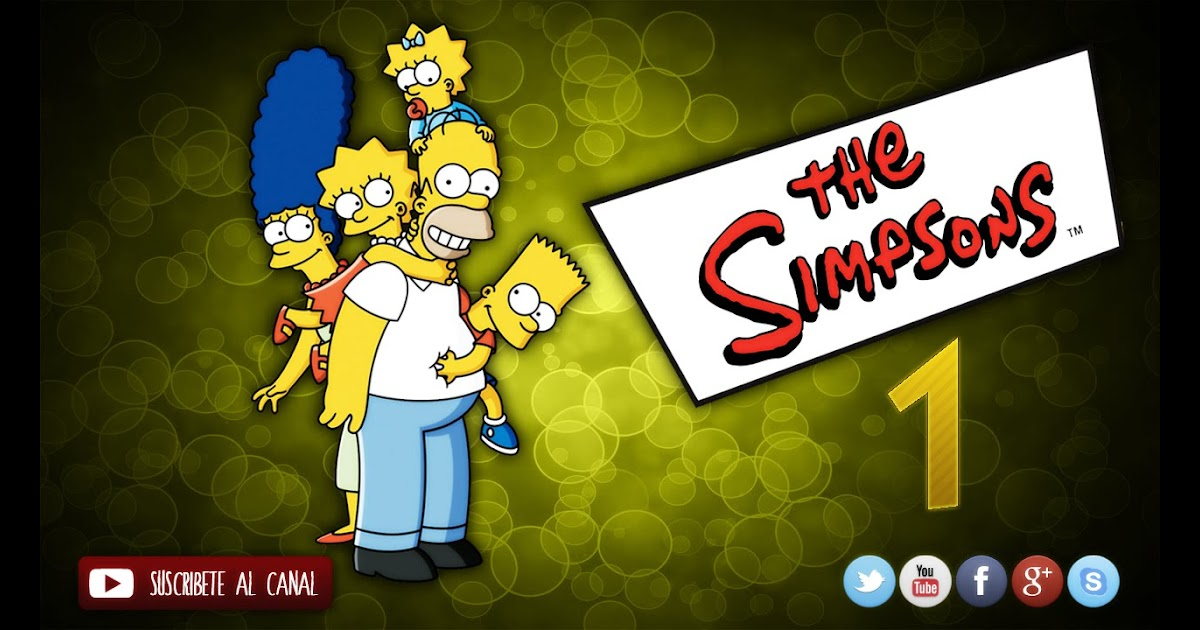 Descarga todas las temporadas de los simpsons for Todas las descargas