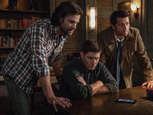 15° temporada de Supernatural será a última