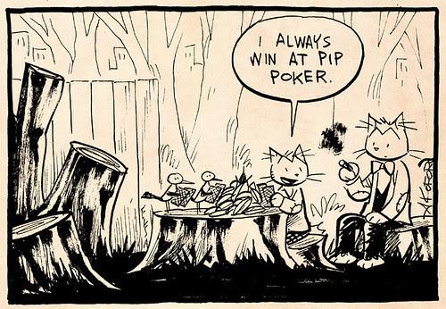 Laugh-Out-Loud Cats #2190 by Ape Lad