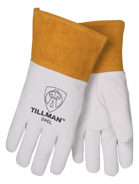 Tillman 24c Top Grain Leather Premium Tig Welding Gloves Sizes Availa Shopweldingsupplies Com