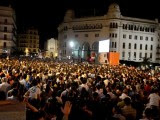 Liesse populaire dansles rues d'Alger (DZFOOT.com)