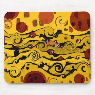 Skyland Abstract mousepad