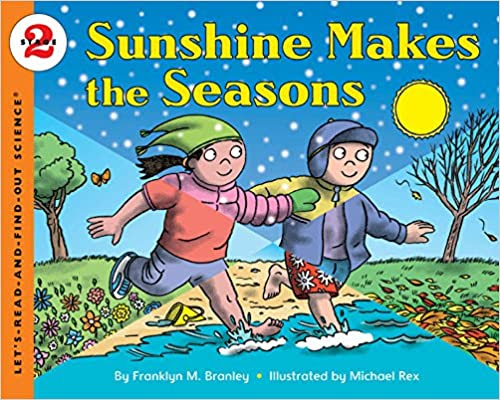 Wish List- Science Books (early elementary)