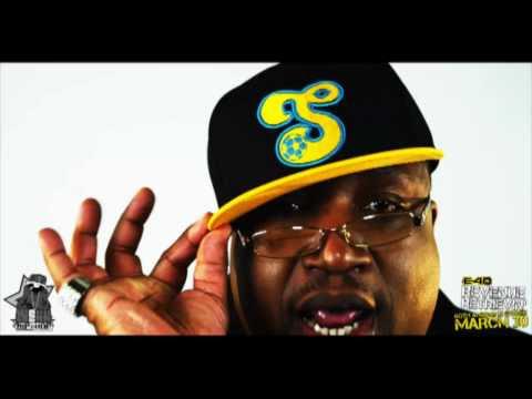 E-40 feat. 50 Cent & Too Short - Bitch (Remix) [RadioRip]