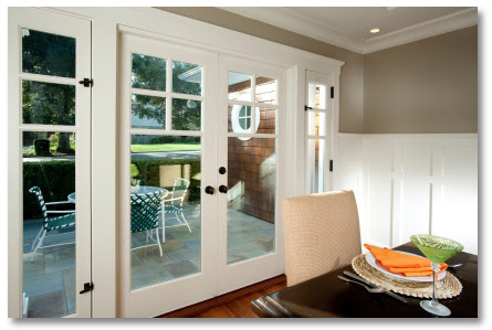 Sliding Patio Doors Or Exterior French Doors An Ordering Guide