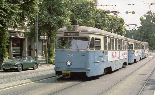 Göteborg - juni 1980