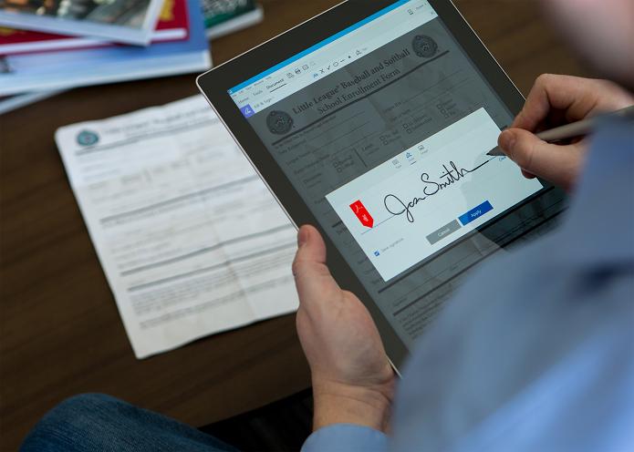 Usuários agora têm leitor de PDF multiplataformas pela nuvem (Foto: Divulgação/Adobe)