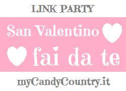 San Valentino fai da te - LINK PARTY link party San Valentino fai da te