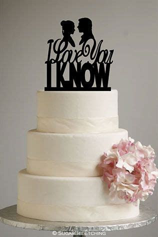 Best 25  Star wars wedding cake ideas on Pinterest