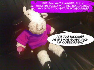 Purple Lantern Bully