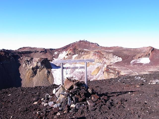 お鉢めぐり, 富士山登山(吉田ルート) Climb Mt.Fuji(Yoshida Trail)