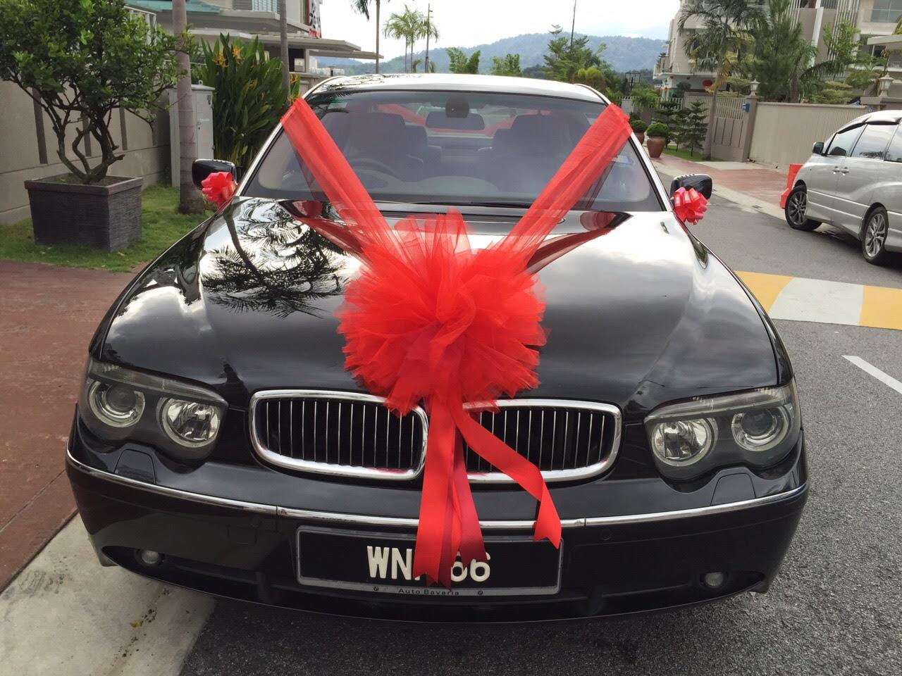 Car Decorations Wedding