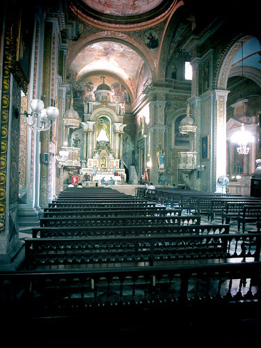 Cuba ~ church interior