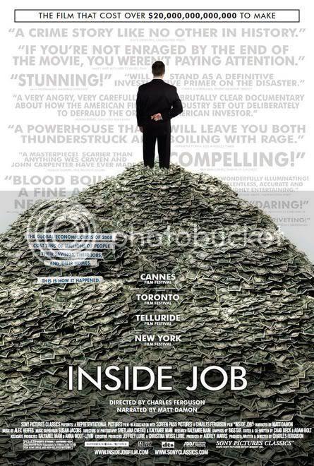 Inside Job Inside Job - A Verdade da Crise