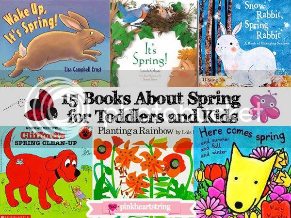 springtime books