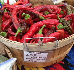 Peppers (not Chile)