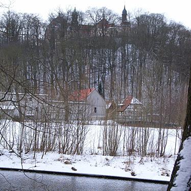 An der Zschopau bei Braunsdorf