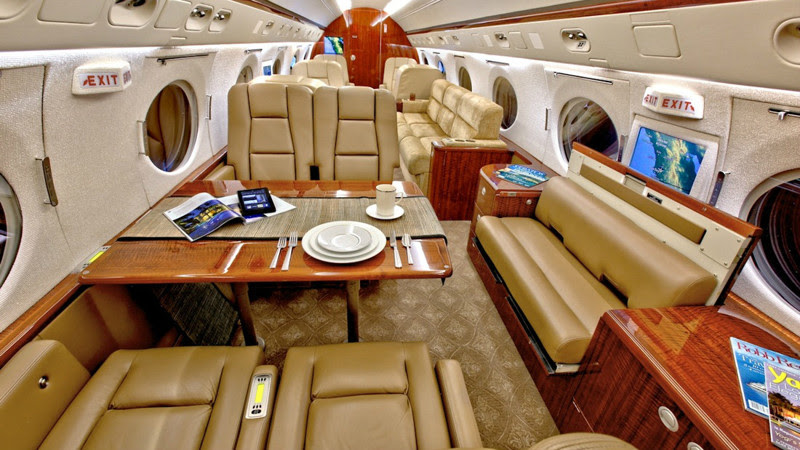 10 most expensive private jets business, billionaires, aircraft, private planes