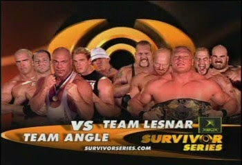 WWE Survivor Series 2003 - Raport