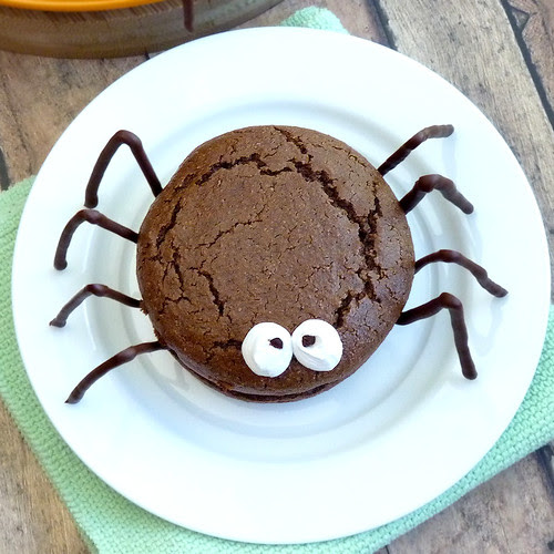 Halloweegan Leggy Whoopie Spiders