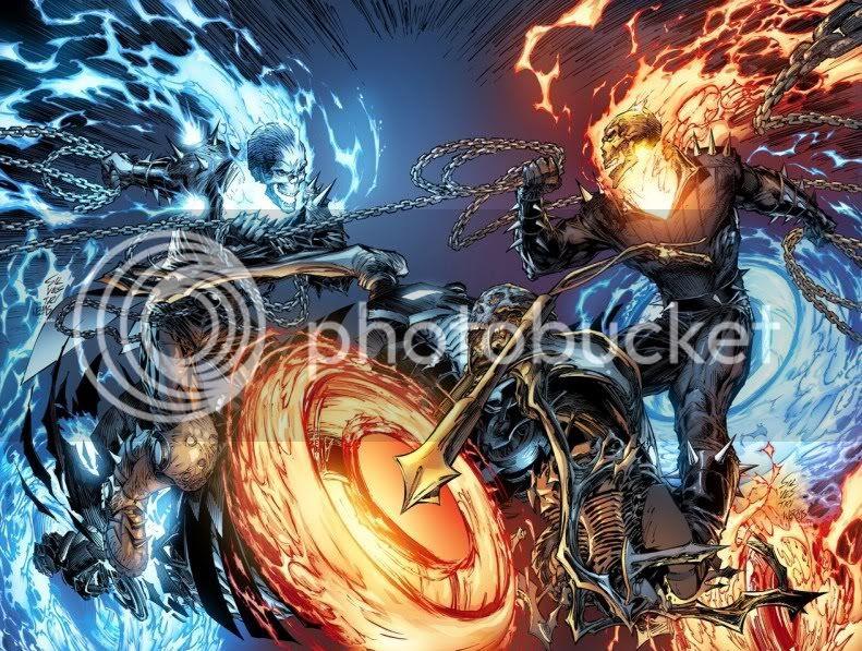 Universo Marvel Anual: Motoqueiro Fantasma