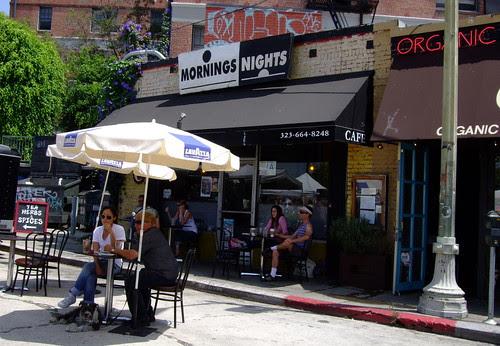 Mornings & Nights coffee house