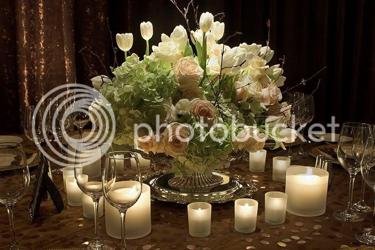 Elegant Wedding Centerpiece Ideas