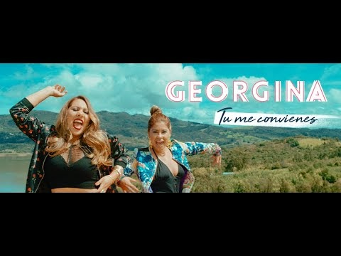 ❤️ Tu me convienes - GEORGINA + Letra + Video Oficial ✅