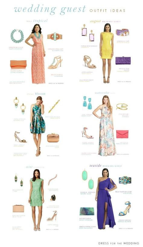 What to wear for a summer evening outdoor wedding as a