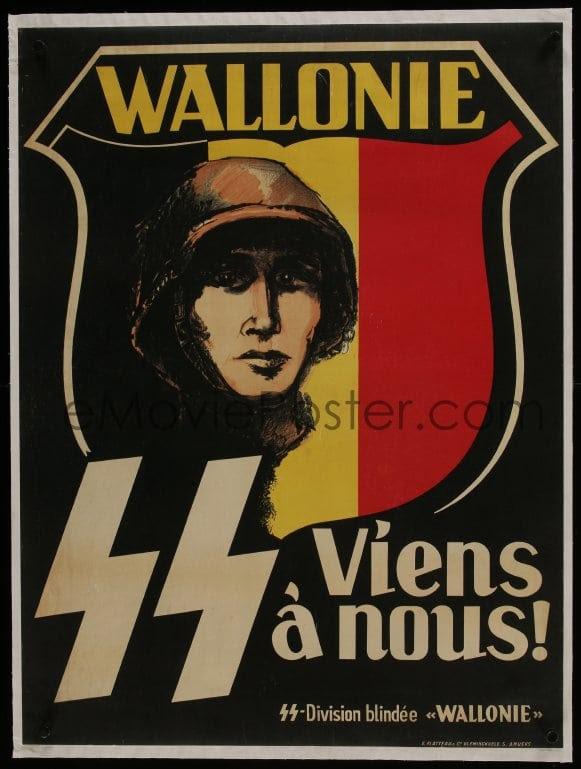 Resultado de imagem para Waffen-SS Walloons