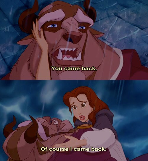 Quotes About Beauty And The Beast 69 Quotes