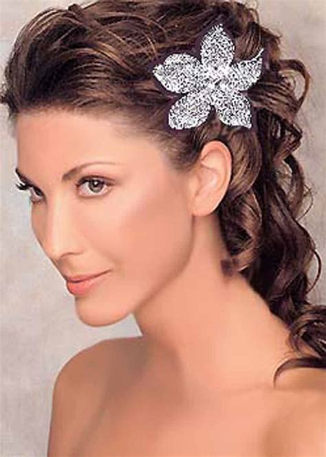 Latest Bridal Hairstyle Picture   Top Hair Trends