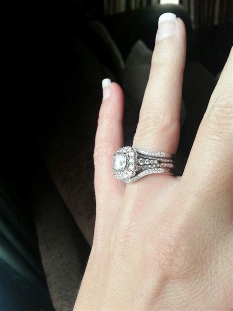 1000  ideas about Double Wedding Bands on Pinterest