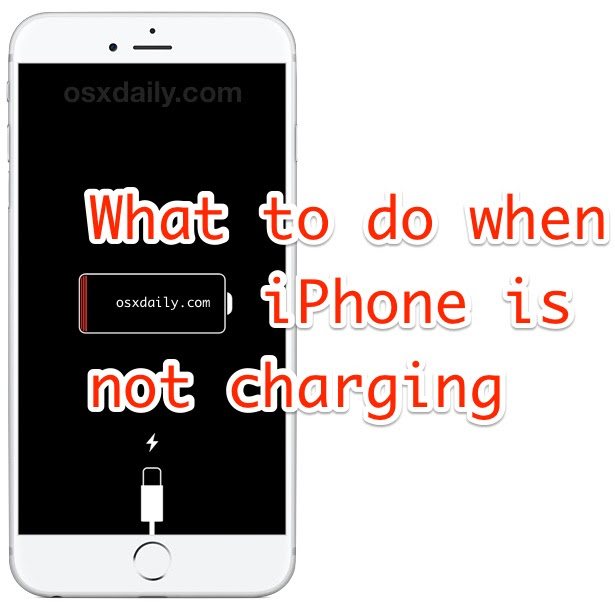 iPhone Won't Charge? Here's Why iPhone Isn't Charging ...