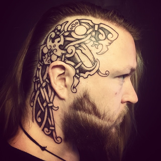 95 Best Viking Tattoo Designs Symbols 2018 Ideas