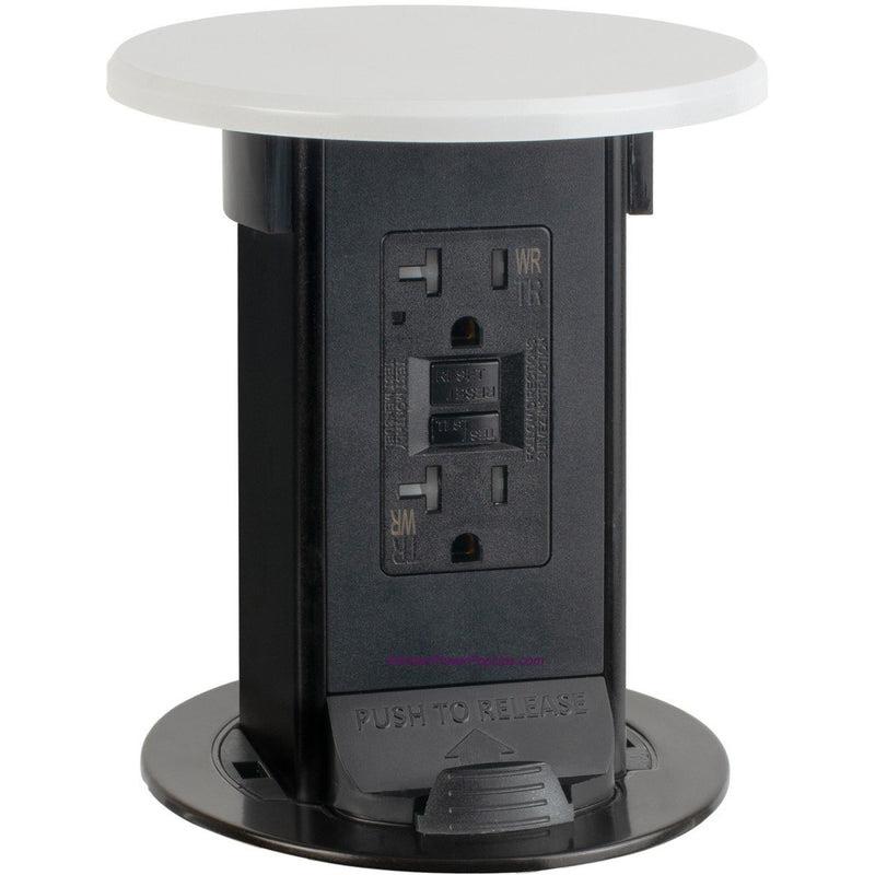 Countertop Pop Up 20A GFI, Spill Proof, Wireless Charging ...