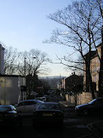 Photo by Sheila Webber: Sheffield morning, Feb 2007.