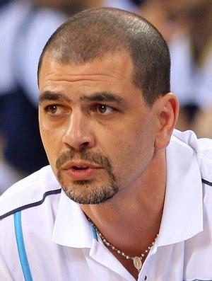 SErgio Hernandez técnico de basquete argentinA (Foto: Getty Images)