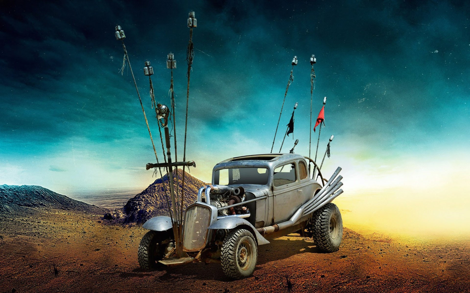 Mad Max Wallpapers 74 Images