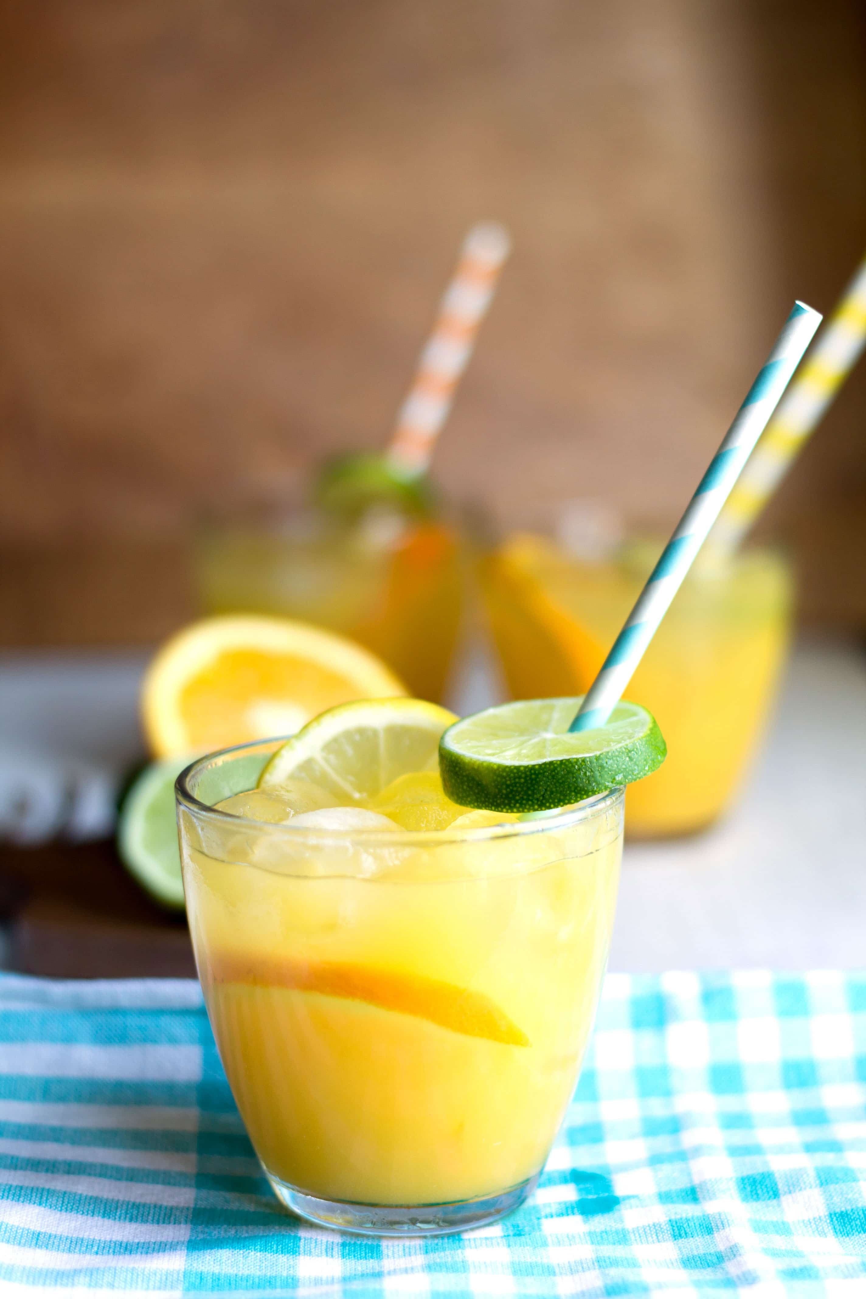 Citrus Punch | Erren's Kitchen