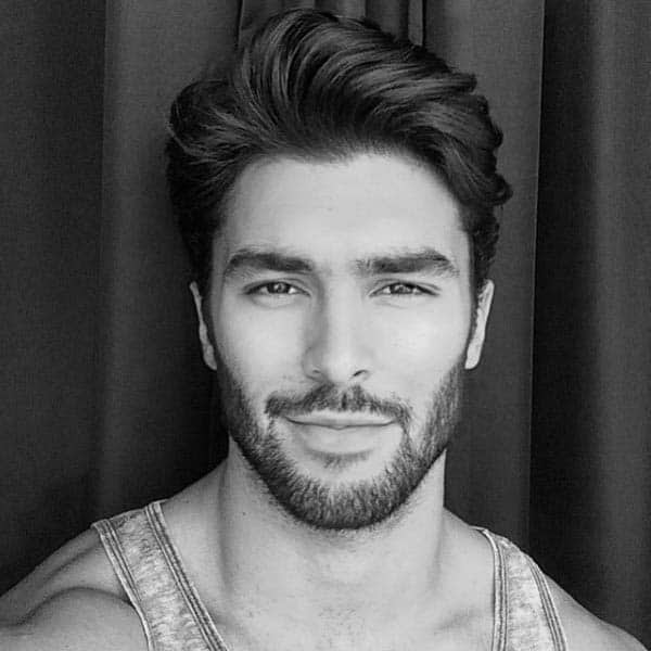 60 Men's Medium Wavy Hairstyles - Manly Cuts With Character