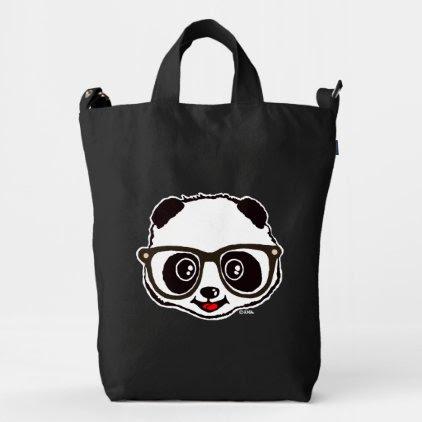 Cute Panda Duck Bag
