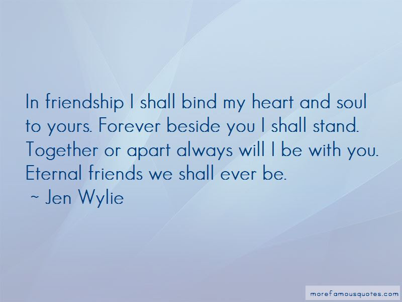We Will Always Be Together Forever Quotes Top 13 Quotes About We