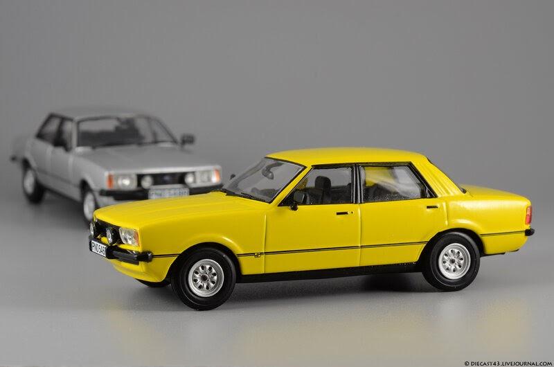 Монотема: Ford Cortina Mk IV 2.0S ... - Автомобили и автомодели