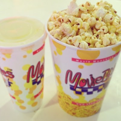 Best popcorn @ shaw NEX!:D #sgfood  (Taken with Instagram)