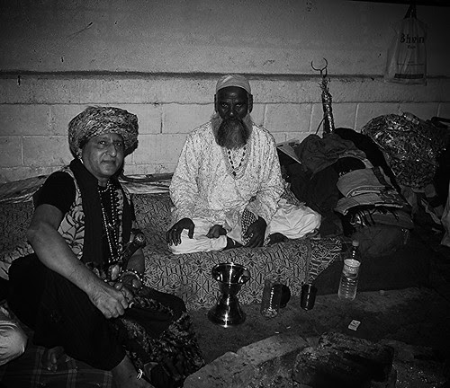 Sarkar Ali Murshad Of Chancawalli Rafaees And The Malang From Mumbai by firoze shakir photographerno1