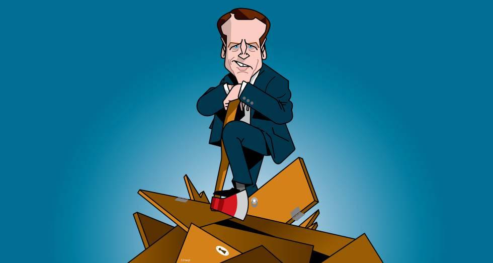 Resultado de imagem para Macron e a revolucão francesa